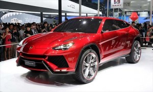 Lamborghini Urus SUV  BEST OF THE 2012 BEIJING MOTOR SHOW that just wrong for this name to be a truck