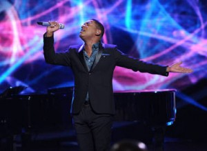 "Joshua Ledet was eliminated on ""American Idol"" tonight."
