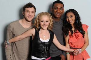 american idol say good bye to hollie cavanagh top 4 now top 3 left next will be another elimination