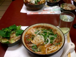 home recipe bun bo hue in coatesville pennsylvania just add secret ingredient pine apple