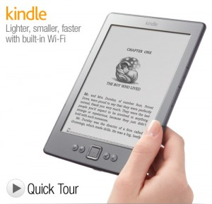 the best kindle to read books battery last up to a month light and portable and durable $49
