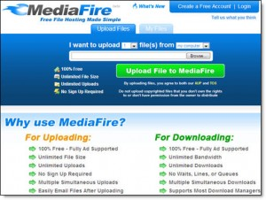 Is mediafire.com next? megaupload.com got shut down how to encrypt hide your links