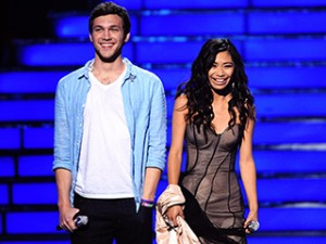 Phillip Phillips won American Idol season 11 Wednesday May 23rd 2012 no surprise after Joshua loss and left Jessica and Phillip in the Finale Phillip has greater diversity