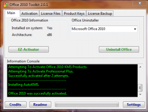free download office 2010 toolkit 2.0.1 to activate your microsoft office activation failed! NOT!!! LOL go get a real copy