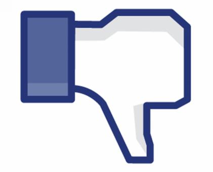 Facebook stock going down