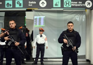 Mexico Violence, US Crackdown & More  Cops kill other cops in airport incident  Travelers run for cover as cops kill cops at Mexico City airport