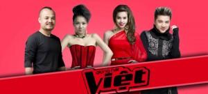 The Voice Giong Hat Viet - Dam Vinh Hung - Thu Minh - Ho Ngoc Ha - Tran Lap
