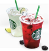 Starbucks is offering a FREE Tall Refresher at participating locations, no purchase necessary. Offer valid Today Only from Noon to 3PM LOCAL TIME, and limit 1 per a customer.