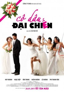 Vietnamese movie year 2011 Co Dau Dai Chien download mediafire HD DVDrip watch full episode on youtube.com