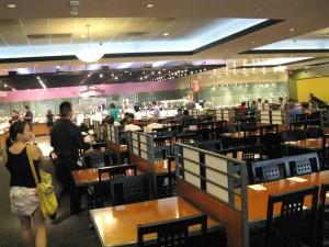 the best japanese shusi restaurant buffet in Norristown Pennsylvania 2012