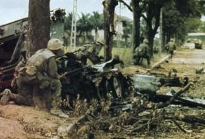 hue vietnam history wars