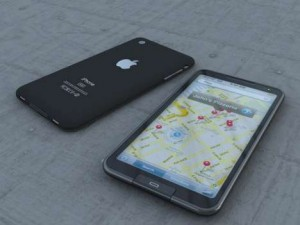 free apple iphone 5 with new features and look like an HTC 3D or Aspire flat sleek looking