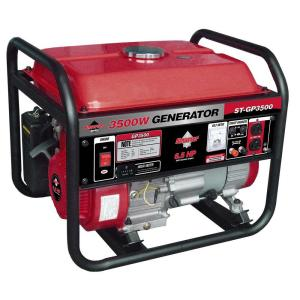3500 watts generator for $199 special sale homedepot watch for it they have one day sale once in a while