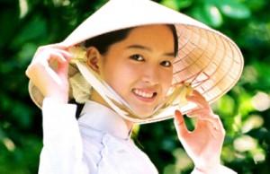 Vietnamese Hue city Vietnam facial expression