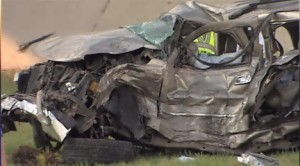 texas toll road state highway 130 85mph miles per hour car accident fatality due to high speed permitted