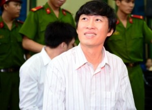 Vietnam Tuoi Tre news media was not allowed to present evidence to the court to help journalist Hoang Khuong that's how communist operates