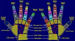 short finger palmmistry