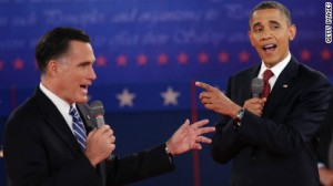 Obama won second round presidential debate over Mitt Romney but it's not official