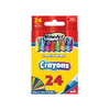 fake staple techbargains marketing strategy RoseArt Crayon Box (24 Count) $0.70 Free Shipping