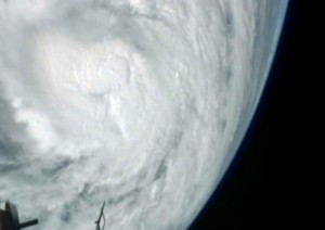 Is hurricane sandy exaggerating from people and leaders nothing but big long heavy rain and wind?