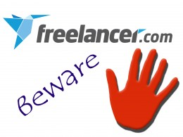 freelancers.com beware be wary be careful of middle man