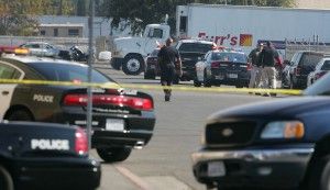Fresno CA work place shooting co-worker targeted other co workers shooting to kill