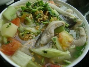 Canh Chua Ca Bong Lau