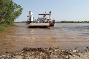 ben pha tan long, tan phu dong ferry to Cu Lao, Tiếp vài ảnh tại huyện Tân Phú Đông, Bến phà Tân Long, huyện Tân Phú Đông