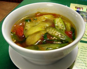 Canh Chua Chay - Vegetarian Sour Soup