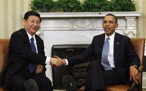 Xi Jinping named head of China's new Communist Party leadership president so call 2012 began his term in 2013