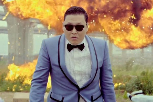 gangnam style anti-american rap song indicated killing americans back in 2004 PSY apologized