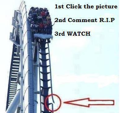 roller coaster rail break picture of accident killed all fake photos