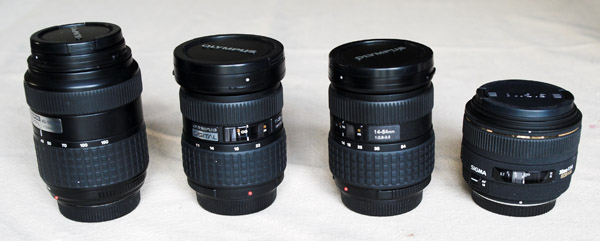 why do you need a good camera lens for DSLR do you really need it?