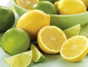 lemon and lime is good for you