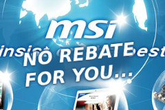 MSI 4myrebate.com is a fraud declined my rebate request wrongly and will not respond to my phone call or email totally ignored my request