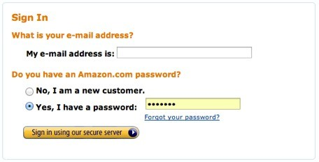 how to hack amazon.com user account and make purchases through third party software web applications