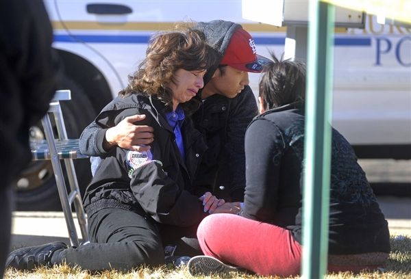 aurora colorado shooting captured on cell phone camera audio recorded