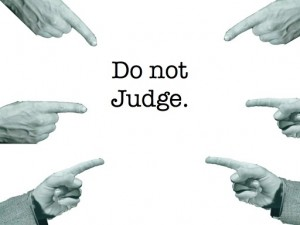 lesson to learn do not judge listen first try to get to the bottom line