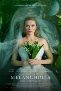 This movie Melancholia 2011 sucks don't what the hec going on I quit after first 15 mins
