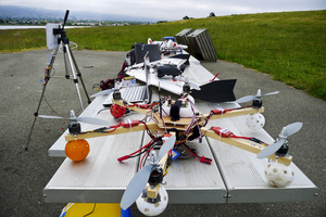 how to build a homemade drone with destructive weapons