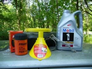 save money do your own oil change free after rebate oil filters
