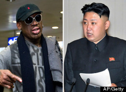 North Korea will cease nuclear test if they can play basketball with Dennis Rodman
