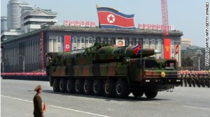 North Korea ready to attack launch missiles just a press of a button