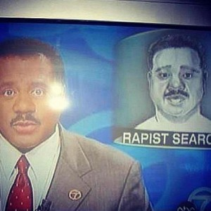 Need help finding a rapist in your area please? have you seen this man?