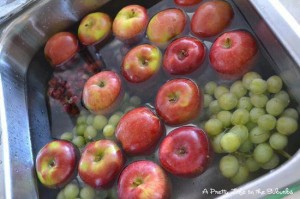 How to keep fruits fresh longer than normal?