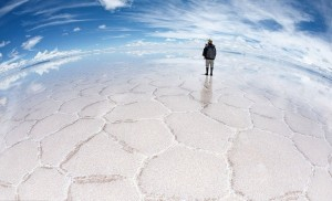 One of the World's Largest Mirrors, Bolivia 2
