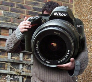 The world largest Nikon camera