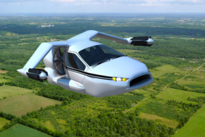 flying car is just a few block away coming to you in the near future