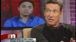Maury Show never had Asian Vietnamese people