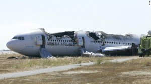 passengers on asiana airplane recorded the crash landing on camera phone mobile phone